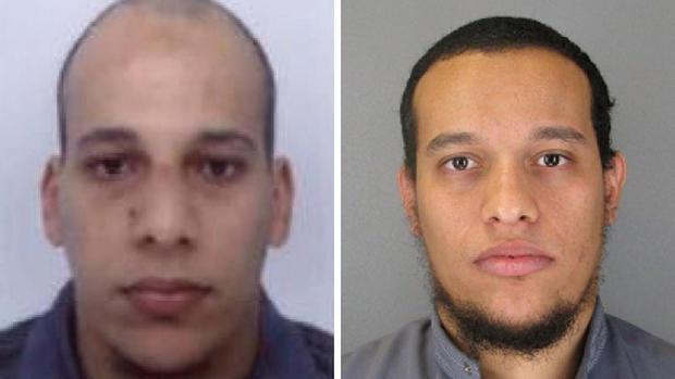 Manhunt for Paris shooting suspects