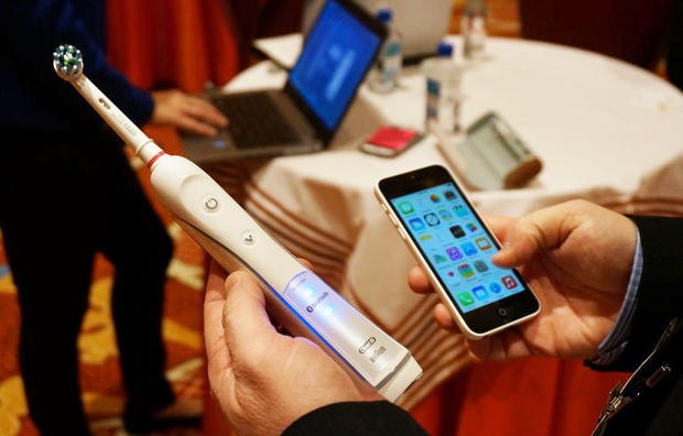 Wacky and over-the-top tech at 2015 CES