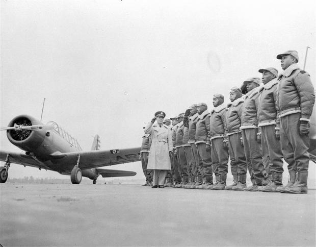 tuskegee airmen generic