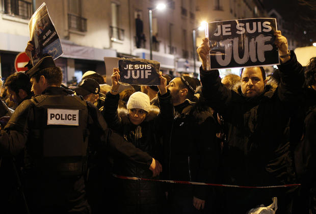 Rallies mourn France terror attack victims