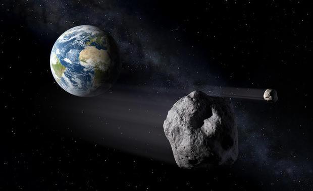Asteroid roulette: Recent close calls
