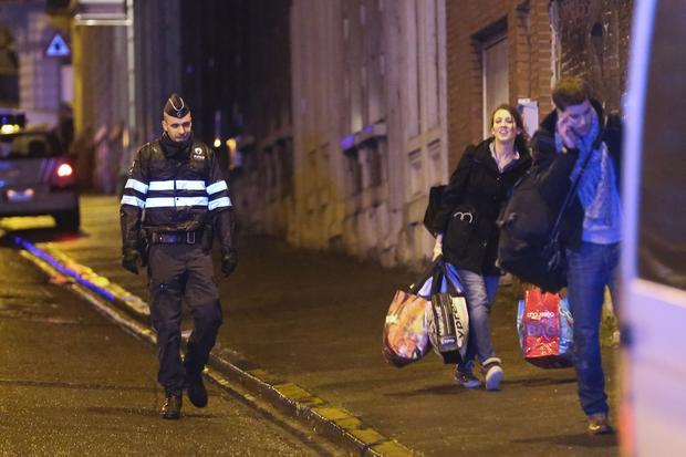 Anti-terror raids in Europe