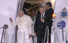 Pope Francis: People should not provoke others to commit violence in God's name