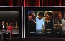 Oscars slammed for lack of diverse nominations