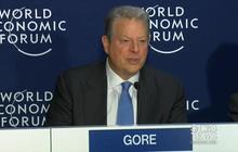Al Gore: Public will needed to tackle climate change