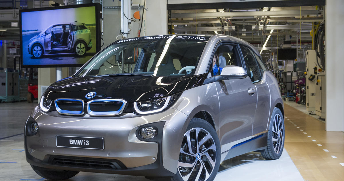 low gas prices incentives change math for electric cars cbs news. Black Bedroom Furniture Sets. Home Design Ideas