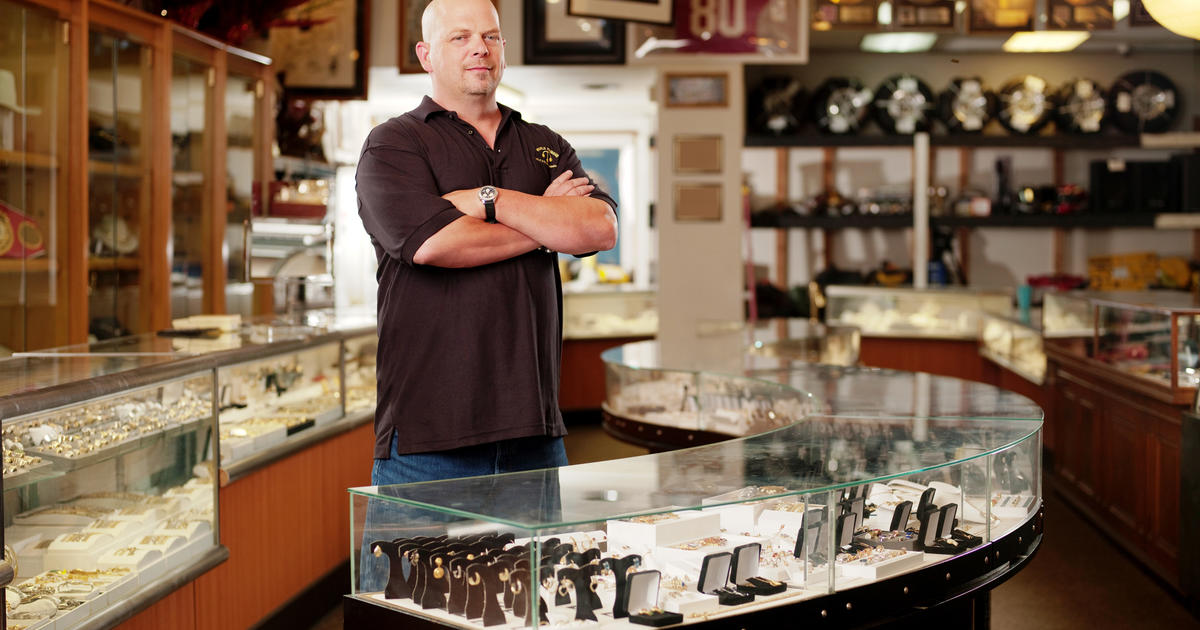 Rick Harrison How Much Longer I Plan To Do Quot Pawn Stars