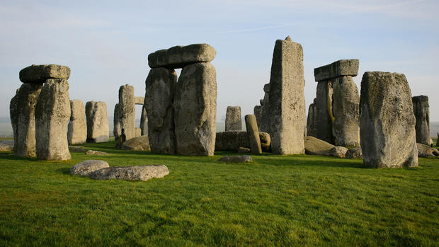 Views of Stonehenge