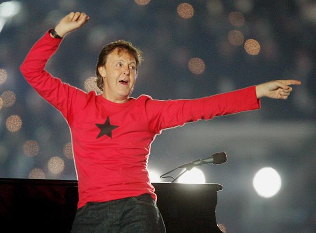 2005 Paul McCartney
