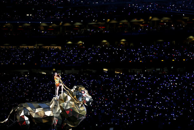 Super Bowl 2015 - halftime show