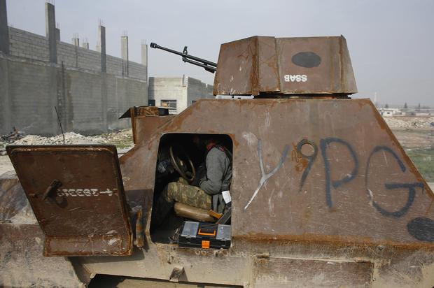 Fighting for Kobani