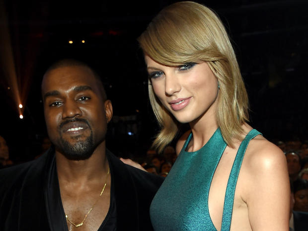 Kanye West vs. Taylor Swift: a timeline
