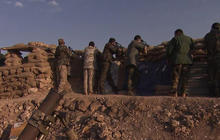 Fighting ISIS: Out-gunned Kurdish fighters seek more help from U.S.