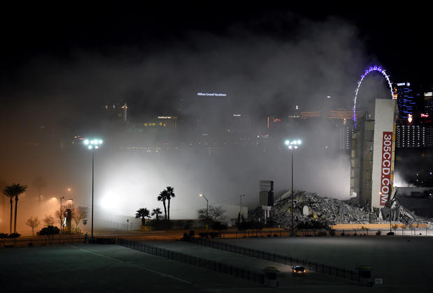 casino in las vegas demolished