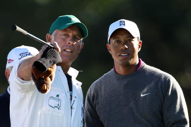 The 19 biggest ups and downs of Tiger Woods' career