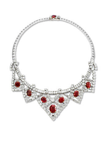 Iconic jewelry from Cartier