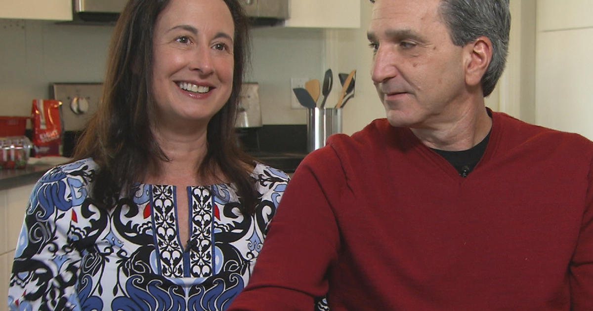 Rekindling first loves later in life - CBS News