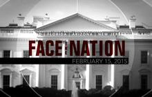 Open: This is Face the Nation, February 15