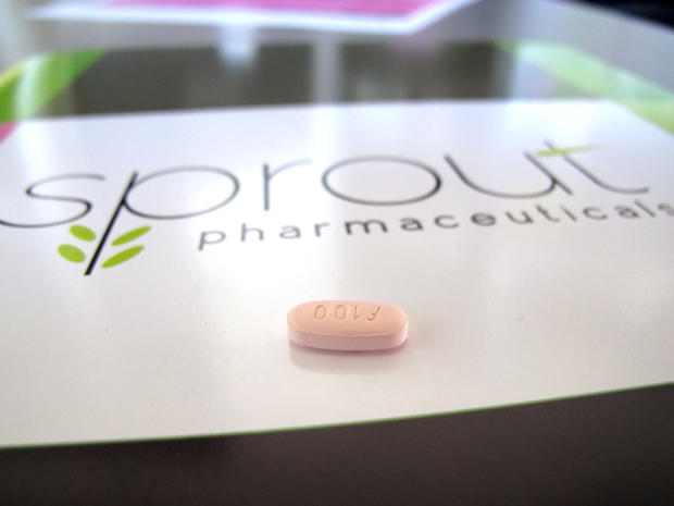 Sprout pill