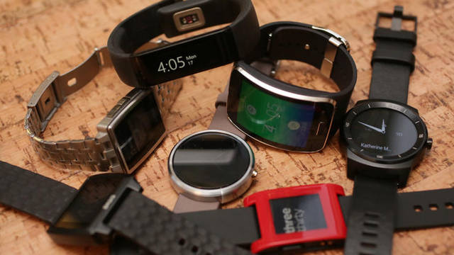 fitness trackers smart watches