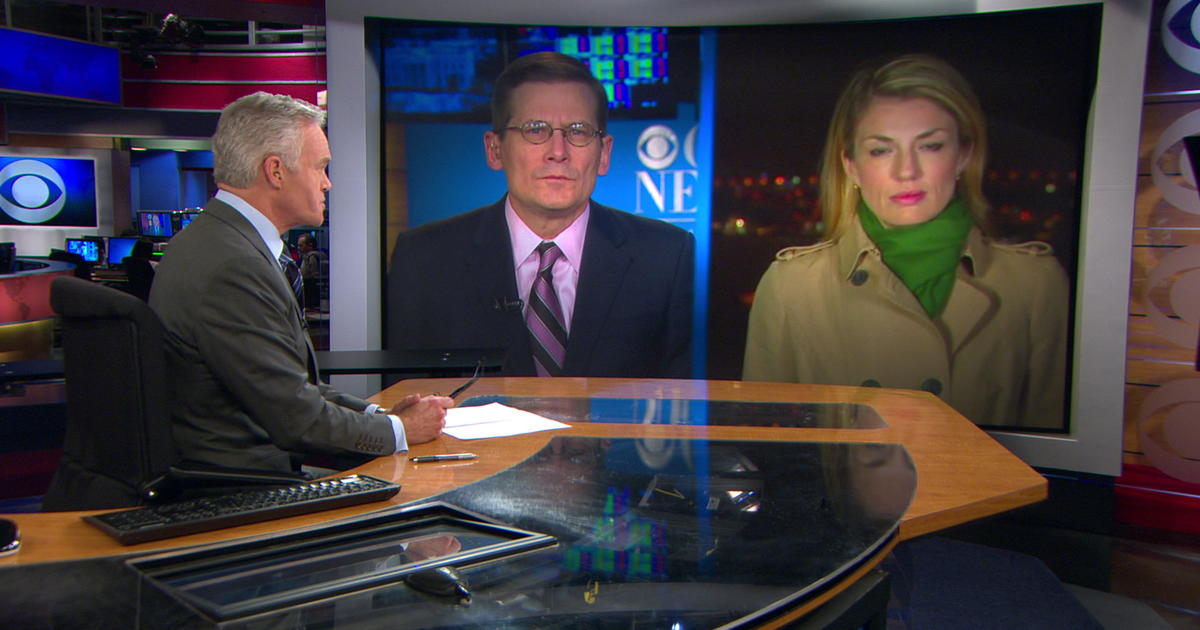 Are We Winning The Fight Against Isis Cbs News