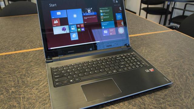 Lenovo Flex laptop