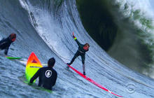 Surf photographer captures the dangers of the California coast