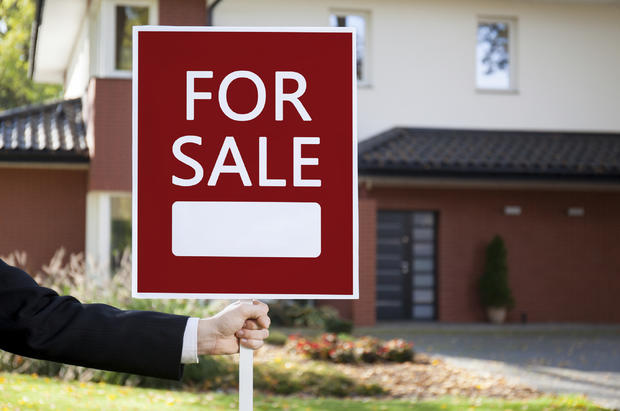 4 tips for selling your home without a realtor - CBS News