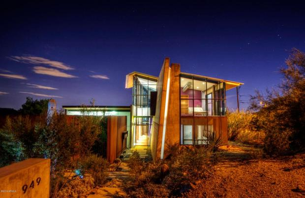 Tucson Arizona 10 Concrete Homes That Dont Look Like