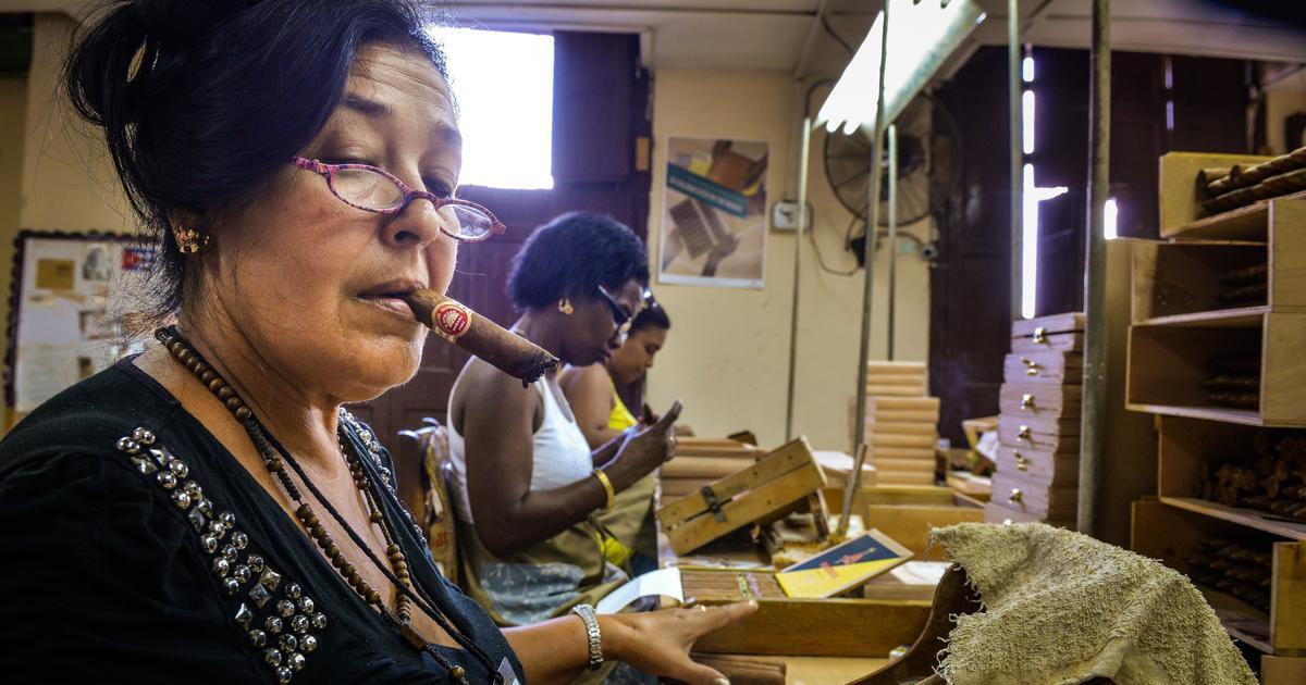 Cuban Cigar Makers Bank On U S Visitors Cbs News