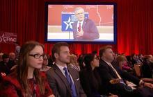Jeb Bush takes on tough crowd at CPAC