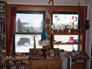cubcle offce holday decoratng polar express.htm s www cbsnews com pictures winter in yellowstone s  s www cbsnews com pictures winter