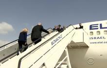 Netanyahu flies to Washington to address Congress amid tensions
