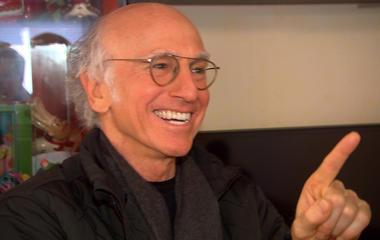 Outtake: Larry David flunked Hebrew school