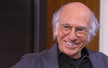 Outtake: Who is Larry David?