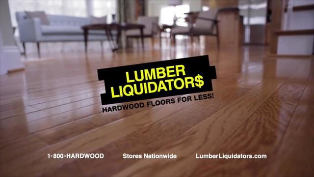 Lumber Liquidators Linked To Health And
