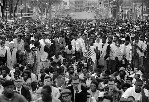 Capturing the Selma-to-Montgomery March