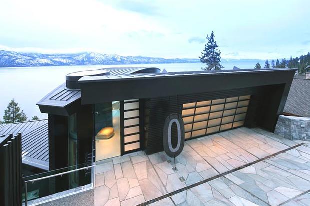 Living On The Edge 8 Cliffside Homes Cbs News