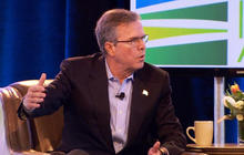 Jeb Bush on diplomatic relations with Cuba