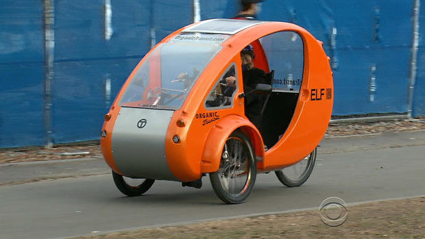 Bike Car Hybrid Combines Functions Of Both Makes Commute Fun