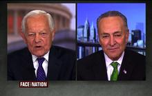 """Chuck Schumer: Mitch McConnell """"overreached"""" on Iran"""