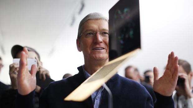 Apple 2015 event highlights