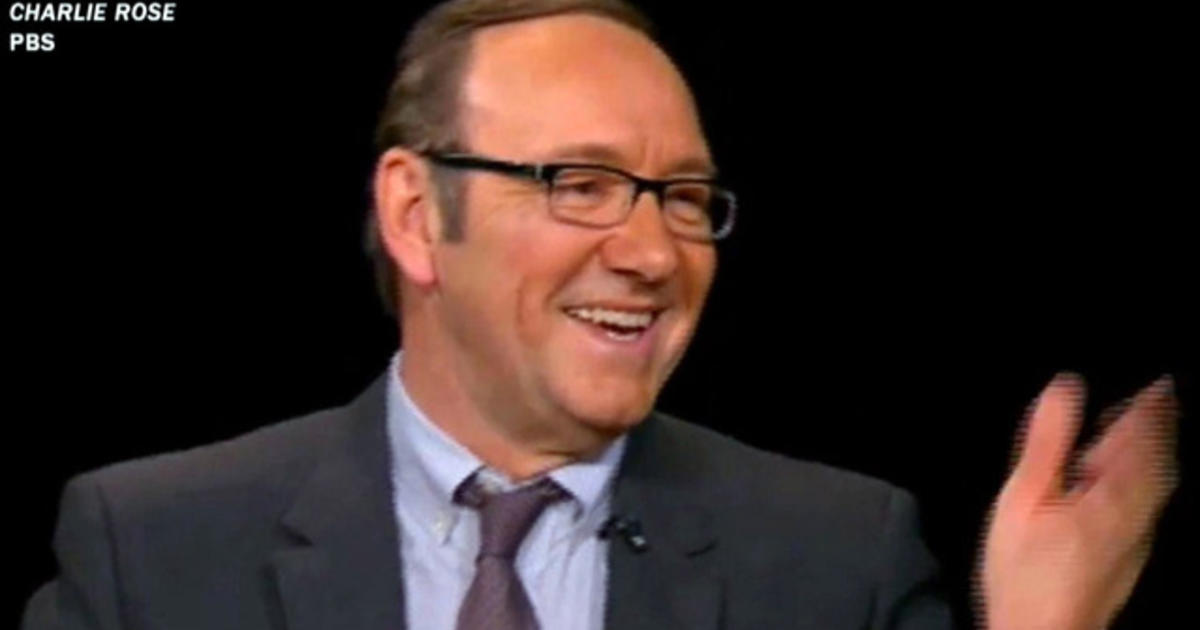"Kevin Spacey: Reality vs. ""House of Cards"" - CBS News"