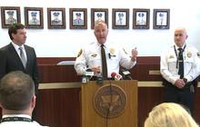 """Police chief: Ferguson, Missouri, shooting an """"ambush"""""""