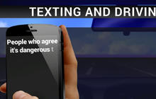 Is texting and driving addictive?