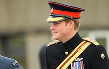 Prince Harry leaves British military after 10 years of service