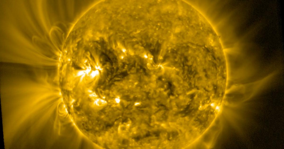 solar storm firework - photo #15