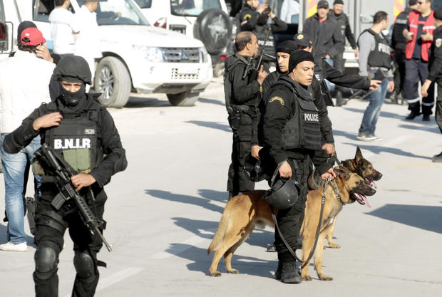 Tunisia terror attack