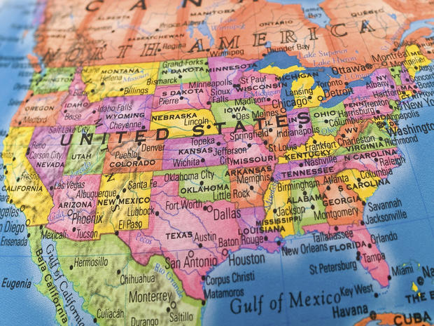How does your state's economy compare with other states?