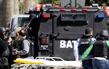 ISIS claims responsibility for museum attack in Tunisia